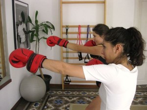 boxing girls1 300x225 Training