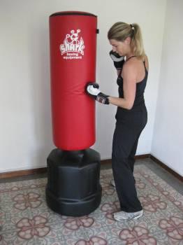 Foto Maria para blog Cuando a un deporte violento, como el box, lo utilizamos para el bien de nuestro cuerpo