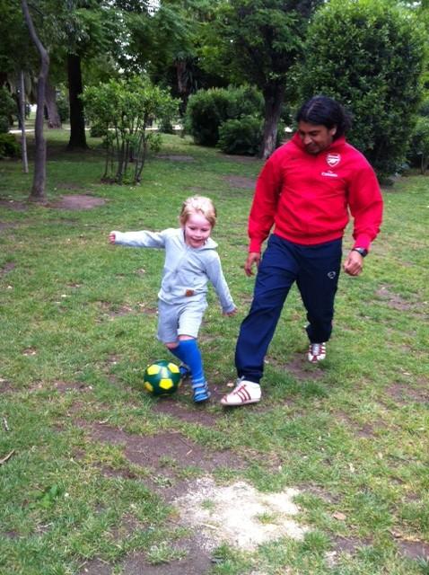 Fútbol con Elvin Mejora tu técnica en el fútbol durante este verano