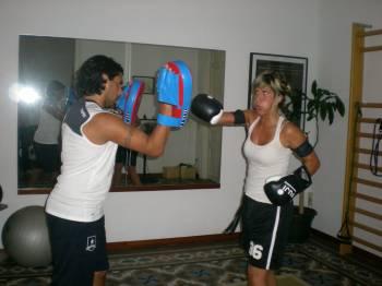 Box con Olga Se terminaron las vacaciones, pero la acción continua