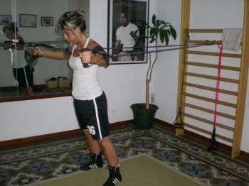 Olga Entreno Se terminaron las vacaciones, pero la acción continua